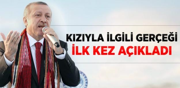 Erdoğan kızıyla iligi gerçeği ilk kez açıkladı...