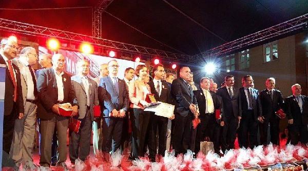 Erdoğan Kosova'da Kendisine Verilen 'türk Dünyası Hizmet Ödülü' Programına Telefonla Katıldı