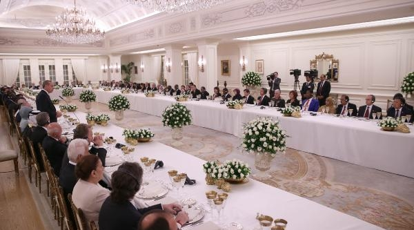 Erdoğan, Meclis'te Mazbata Aldı, Yemin Etti (4)