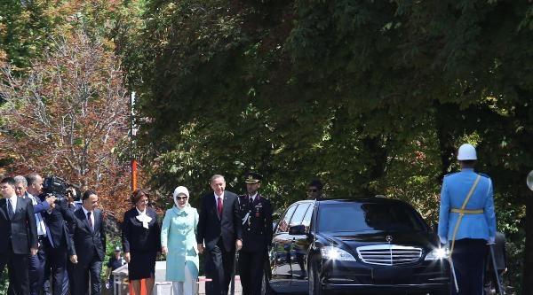 Erdoğan, Meclis'te Mazbata Aldı, Yemin Etti - Ek Fotoğraflar