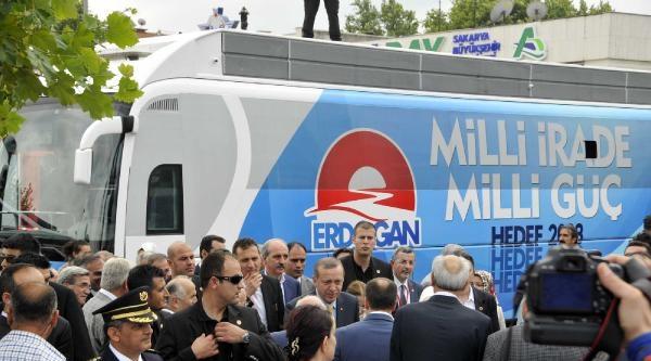 Erdoğan: Milletin 30 Mart'ta Verdiği İbretlik Dersi Okuyamadılar - Ek Fotoğraflar