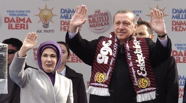 Erdoğan: 'montaj Sizin İşiniz Ey Chp, Ey Mhp'