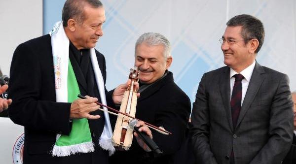 Erdoğan: O Elleri Kirariz, O Tuzaklari Bozariz