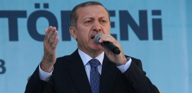 Erdoğan: O iftirayı atanlar şerefsiz ve namussuzdur..
