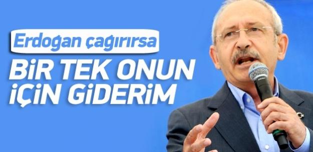 Erdoğan onun için çağırırsa giderim'