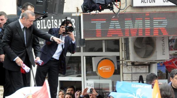 Erdoğan: Oy Pusulasına Esma Yazın Derler, Sakın Yazmayın