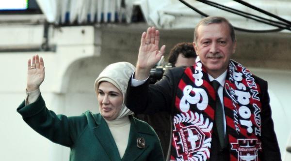 Erdoğan: Oy Pusulasına Esma Yazın Derler, Sakın Yazmayın (2)