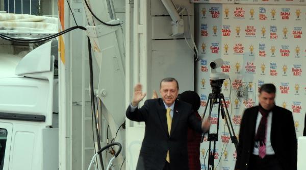 Erdoğan: Sandıktan Umutları Yok, Sokakları Karıştırmak İstiyorlar(3)