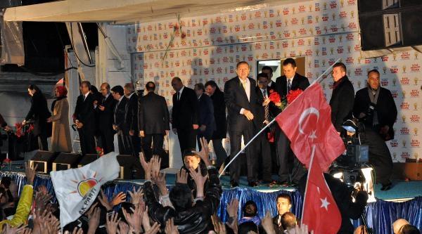 Erdoğan: Sandıktan Umutları Yok, Sokakları Karıştırmak İstiyorlar (ek Fotoğraflar)