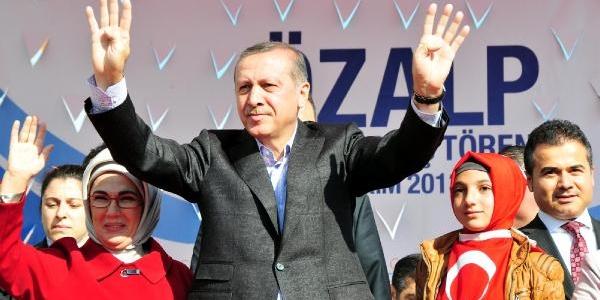 Erdoğan: Silah Demokrasinin Yolu Değildir