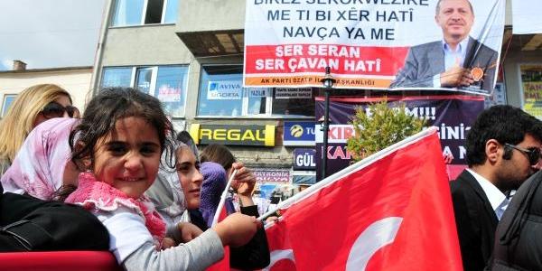 Erdoğan: Silah Demokrasinin Yolu Değildir - Ek Fotoğraflar