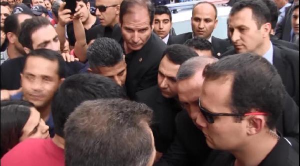 Erdoğan Sinirlendi: Türkiye'nin Başbakanına Yuh Çekersen Tokadı Yersin