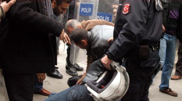 Erdoğan: Sokakları Terörize Etmek İstiyorlar (1)