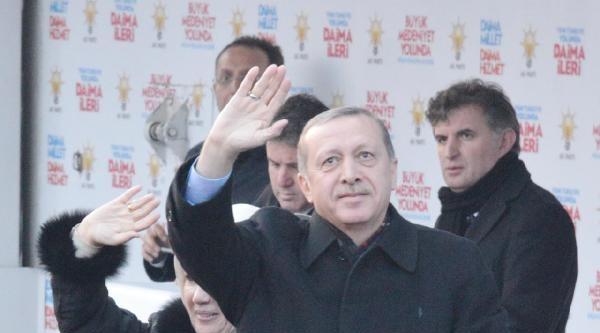 Erdoğan: Sokakları Terörize Etmek İstiyorlar (4)