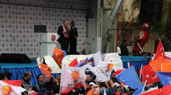 Erdoğan: Sokakları Terörize Etmek İstiyorlar - Ek Fotoğraflar