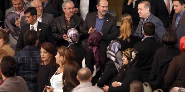 Erdoğan: Toplumun Her Kesimini Kucaklamaya Devam Edeceğiz