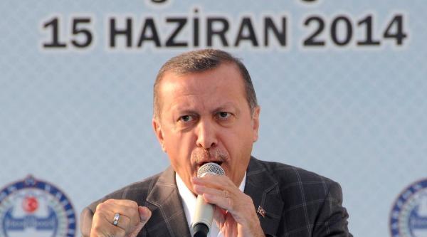 Erdoğan, Trabzon'da Bloomberg İle Görüştü (4)
