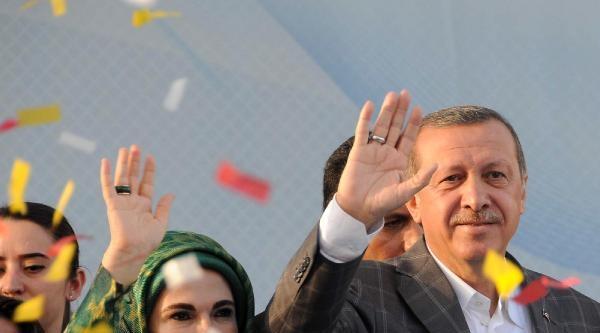 Erdoğan, Trabzon'da Bloomberg İle Görüştü (ek Fotoğraflar)