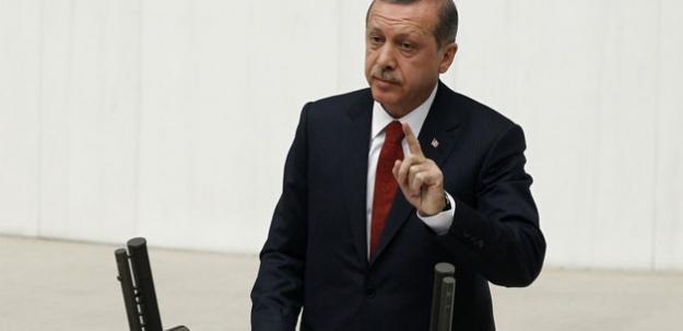 Erdoğan: Türk bayrağı ne bayrağı olacak!Öğrenmiyorsan bil!