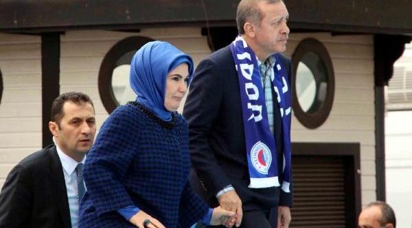 Erdoğan: Türkiye, Inşallah 'yeni Türkiye' Olacak