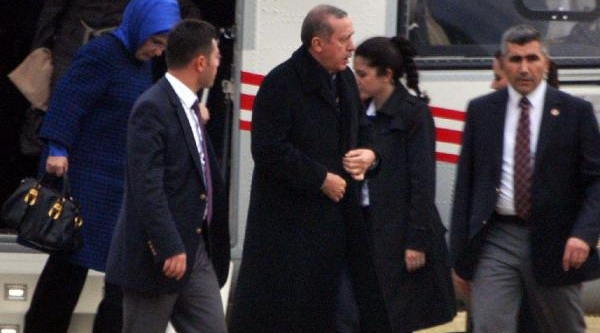 Erdoğan: Türkiye, Inşallah 'yeni Türkiye' Olacak (2)
