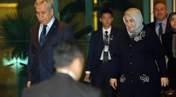 Erdoğan Türksat 4A Uydusunun Yapildiği Merkezi Ziyaret Etti (3)