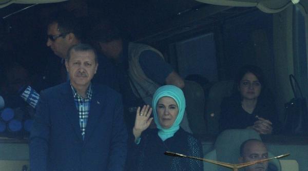 Erdoğan Van'da