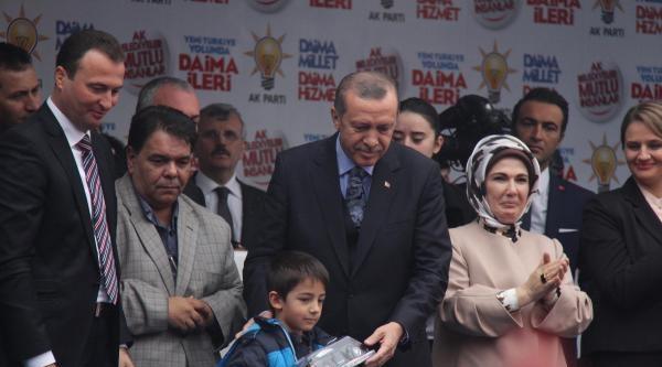 Erdoğan: Yalancıdan Başbakan Olmaz Kılıçdaroğlu'nun Tek Doğru Sözü