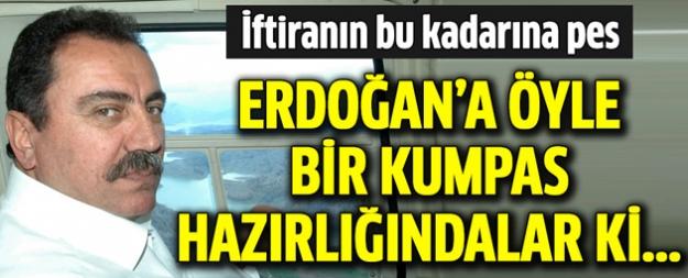 Erdoğan'a 'Yazıcıoğlu' kumpası!