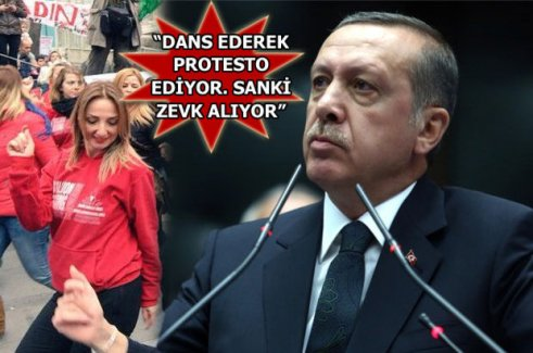Erdoğan'dan CHP'li vekile sert tepki