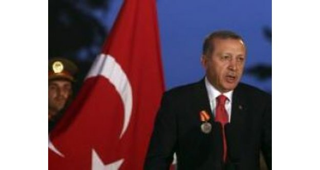 Erdoğan'dan Genelkurmay'a başsağlığı mesajı