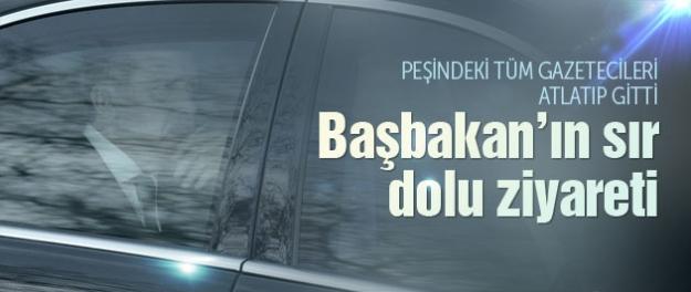 Erdoğan'dan İstanbul'da sır dolu ziyaret!