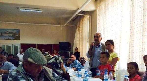 Erdoğan'dan Madenci Ailelerine Sürpriz Ziyaret (2)
