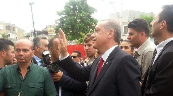 Erdoğan'dan Madenci Ailelerine Sürpriz Ziyaret (3)