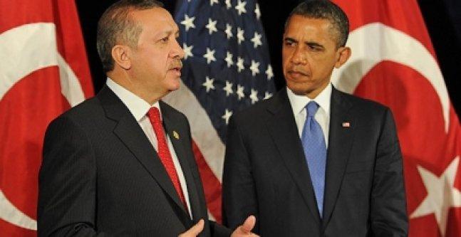 Erdoğan'dan Obama'ya IŞİD Telefonu...