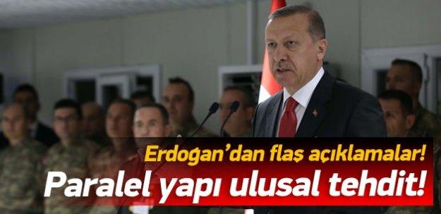 Erdoğan'dan önemli açıklamalar!