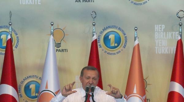 Erdoğan'dan 'veda' Konuşması: Davutoğlu Emanetçi Değildir