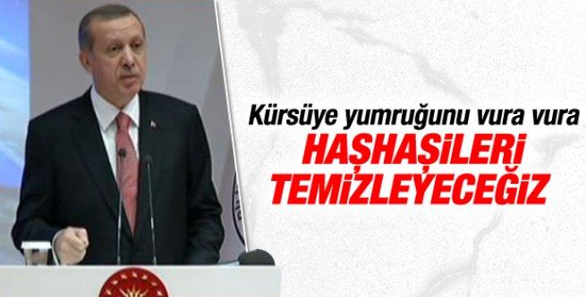 Erdoğan'dan Zaman'a operasyon yorumu