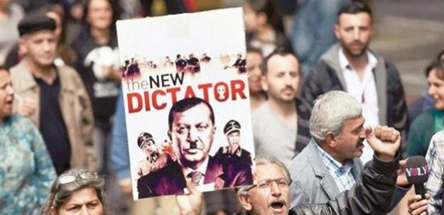 Erdoğan'ı Hitler'e Benzetenler Hakkında İnceleme...