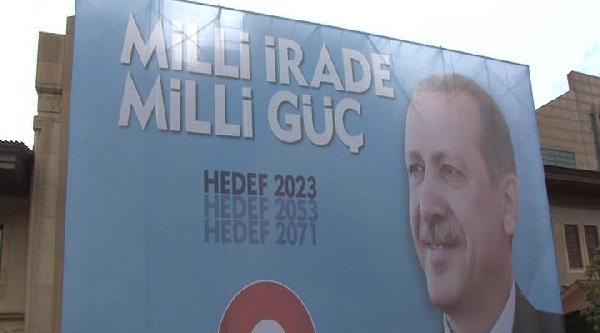 Erdoğan'ın İstanbul'daki Seçim Üssü Haliç Kongre Merkezi