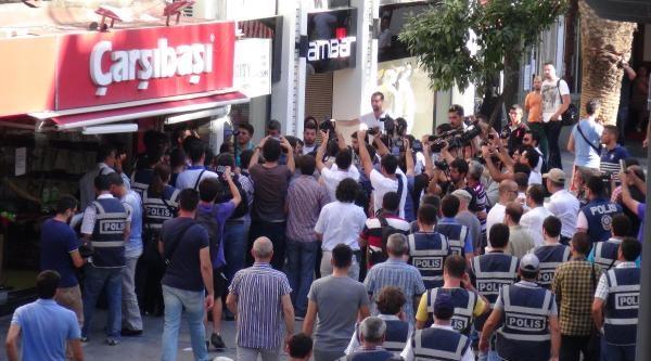 Erdoğan'ın İzmir Mitingi Öncesi Gözaltına Alındılar - Fotoğraflar