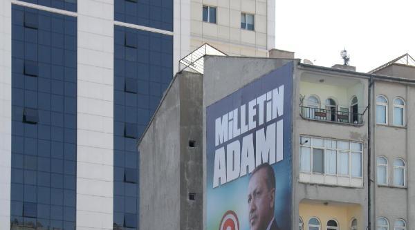 Erdoğan'ın Mitingi Öncesi Kimyasal Saldırı Önlemi