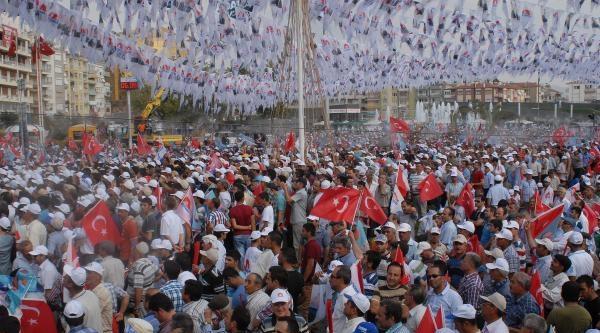 Erdoğan'ın Mitinginde 20 Kişinin Cüzdanı Çalindi