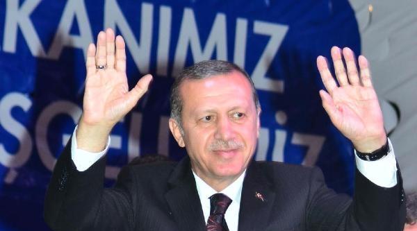 Erdoğan'ın Mitingine Gelenler Soğuk Çayla Serinleyecek