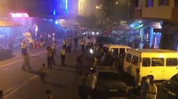 Erdoğan'ın Seçilmesine Rize'de Silahlı Kutlama