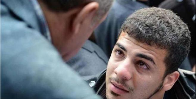 Erdoğan'la konuşurken gözyaşı döken genç bakın şimdi nerede...