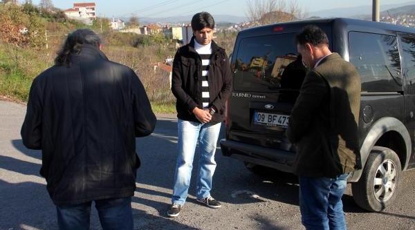 Ereğli'de Hirsizlik Şüphelisi 5 Kişi Gözaltinda