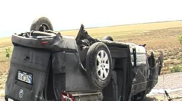 Ereğli'de Kaza: 1 Ölü, 2 Yaralı