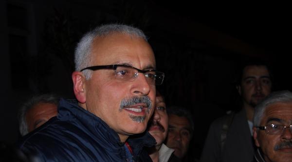 Ergenekon Tutuklusu Gazeteci Yanardağ, Tahliye Oldu (fotoğraflar)