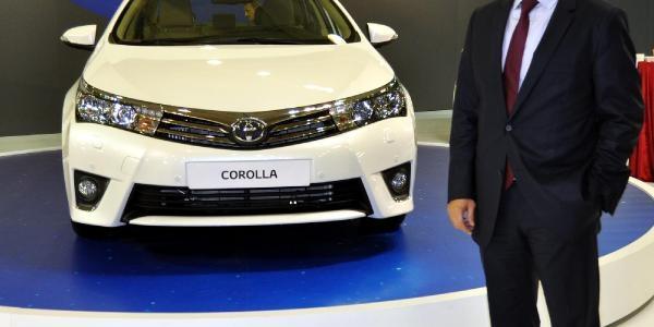 Ergun: Toyota, Siparişlere Yetişmekte Zorlaniyor